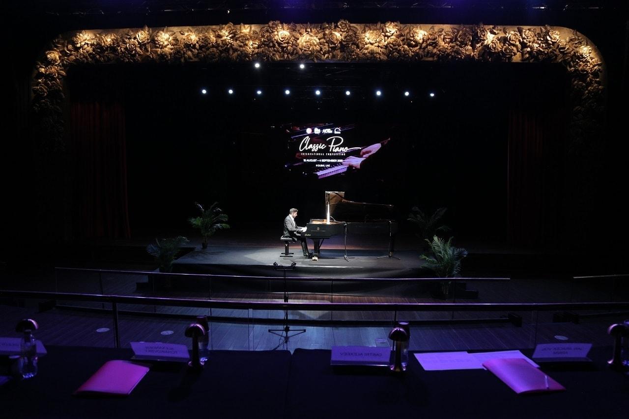 Международный конкурс пианистов Classic piano