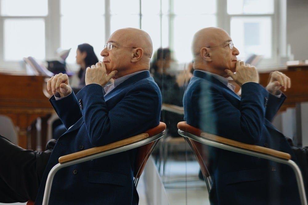 Михаил Мессерер. Фото - официальный сайт Михайловского театра