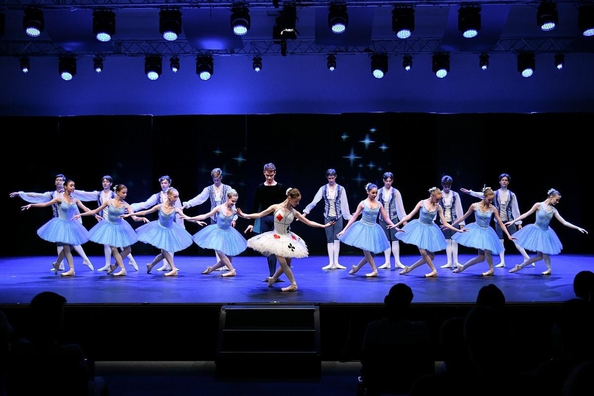 Студенты лучших балетных школ России выступили в «Сириусе»