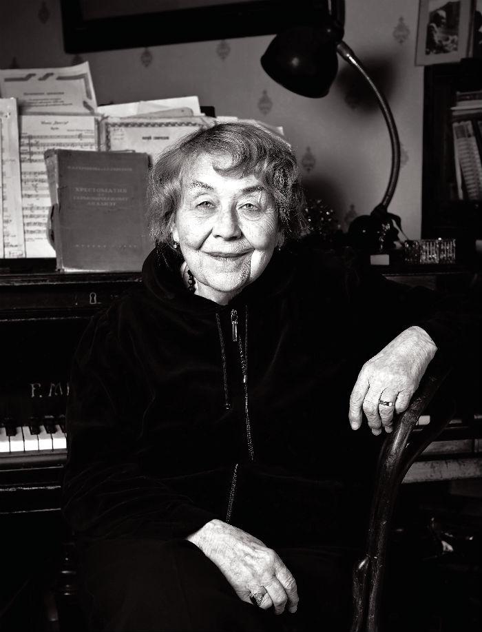 Татьяна Бершадская. Фото - Алексей Костромин