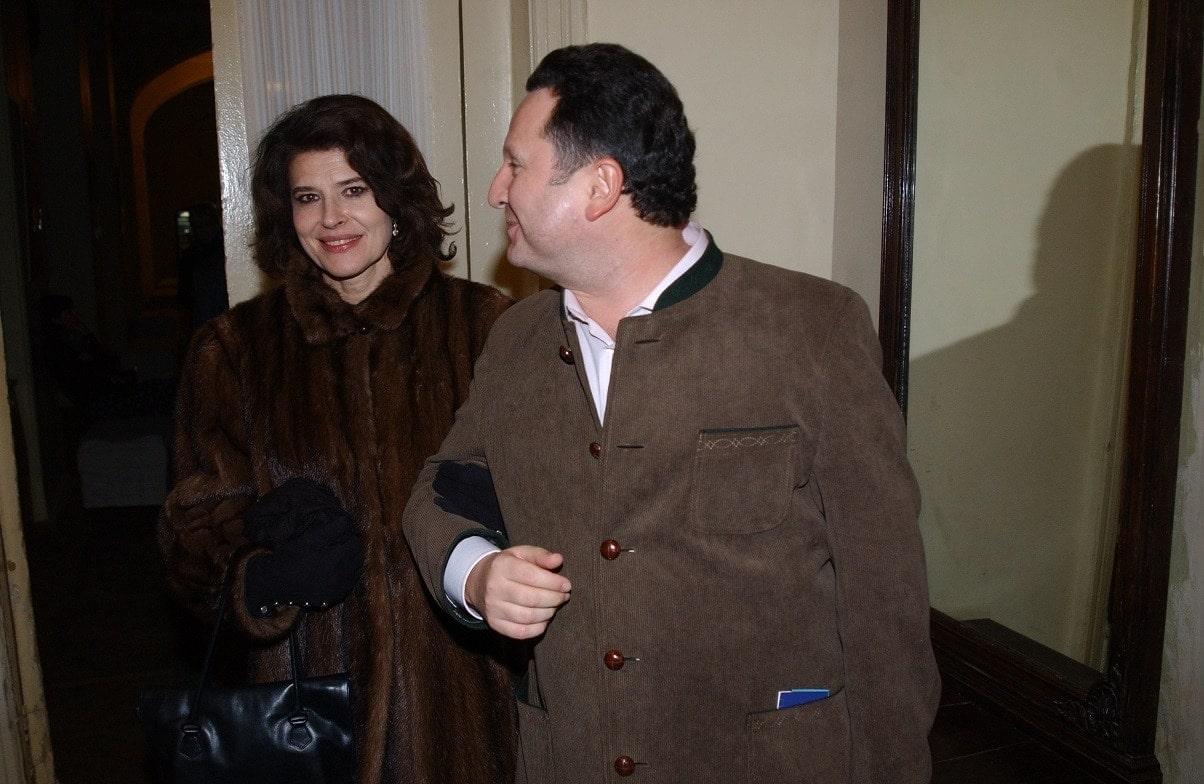 Фанни Ардан и Георгий Агеев