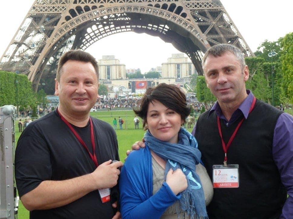 Георгий Агеев, Хибла Герзмава, Павел Торопыгин