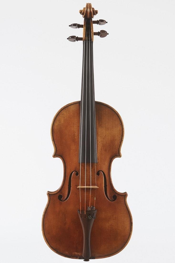 Скрипка «Джемма» 1911 года работы Анатолия Лемана
