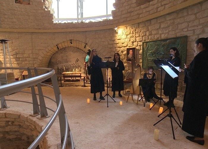 В башнях Псковского кремля открылся концертный зал