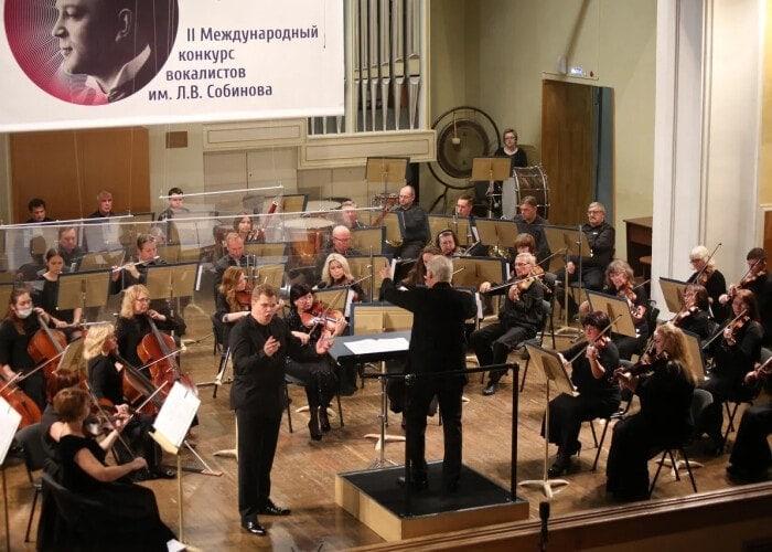 В Ярославле завершился вокальный конкурс имени Леонида Собинова