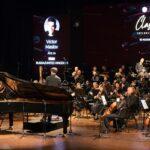 Виктор Маслов на конкурсе Classic piano. Фото -Евгений Евтюхов