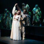 В «Геликон-опере» завершилась премьерная серия оперы «Альфа и Омега». Фото - Антон Дубровский