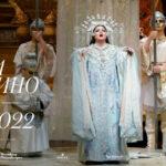 Юбилейный сезон Met live in HD в России откроется в кинотеатрах 9 октября