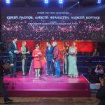 На церемонии вручения премии «Музыкальное сердце театра» в Новосибирске назвали лучшие музыкальные спектакли страны. Фото - Виктор Дмитриев