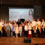 Оксана Федорова представила в Пскове проект «Моя Россия: музыкальное путешествие»