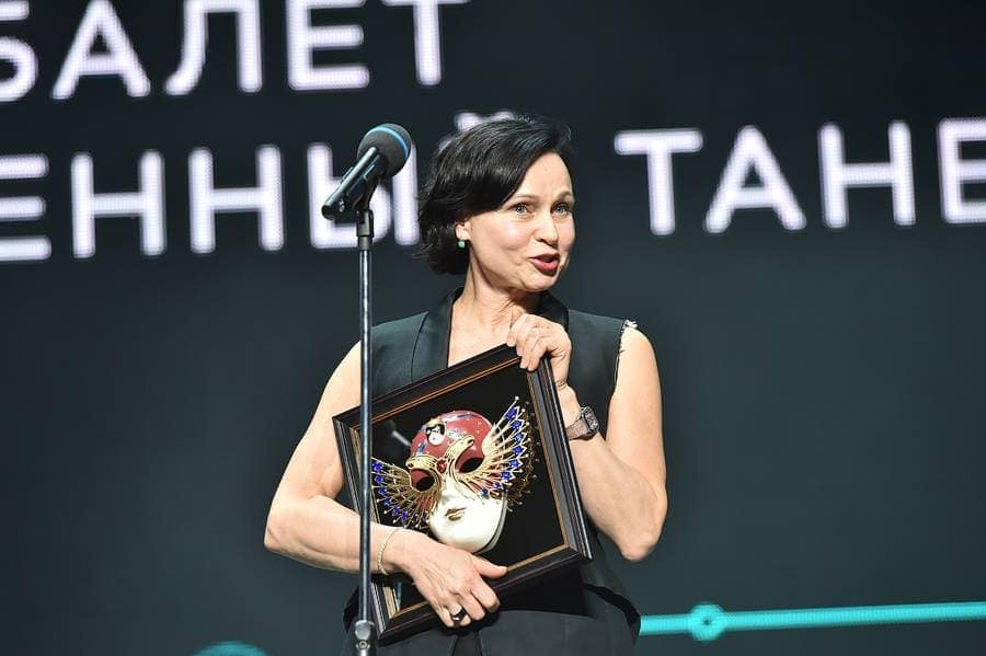 Татьяна Баганова. Фото - Дмитрий Дубинский