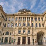 Литовская национальная филармония в Вильнюсе