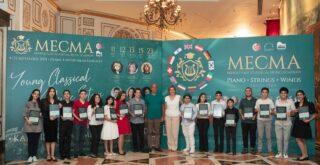 В Дубае завершила работу Ближневосточная академия классической музыки