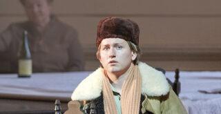 Богдан Волков в спектакле «Евгений Онегин» © Wiener Staatsoper