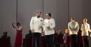 Ильдар Абдразаков и Василий Ладюк © J.Berger-Opéra Royal de Wallonie-Liège