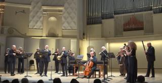 Берлинская академия старинной музыки исполнила в Москве Бранденбургские концерты Баха