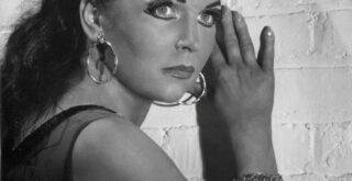 Галина Вишневская. 1961 год, в роли Аиды в спектакле театра Метрополитен.